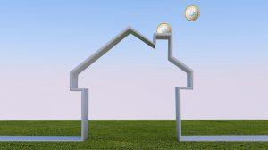 Neefektívne vykurovanie v starých domoch