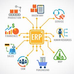 ERP zastreší mnoho odvetví